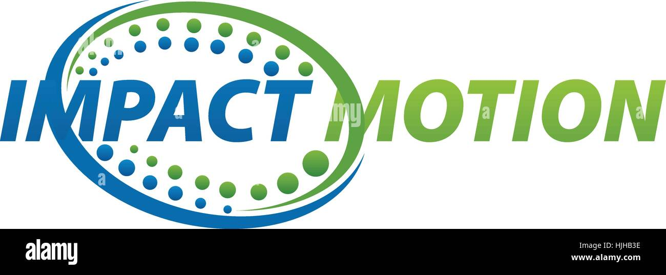 Impact Motion Solution - Stock Image