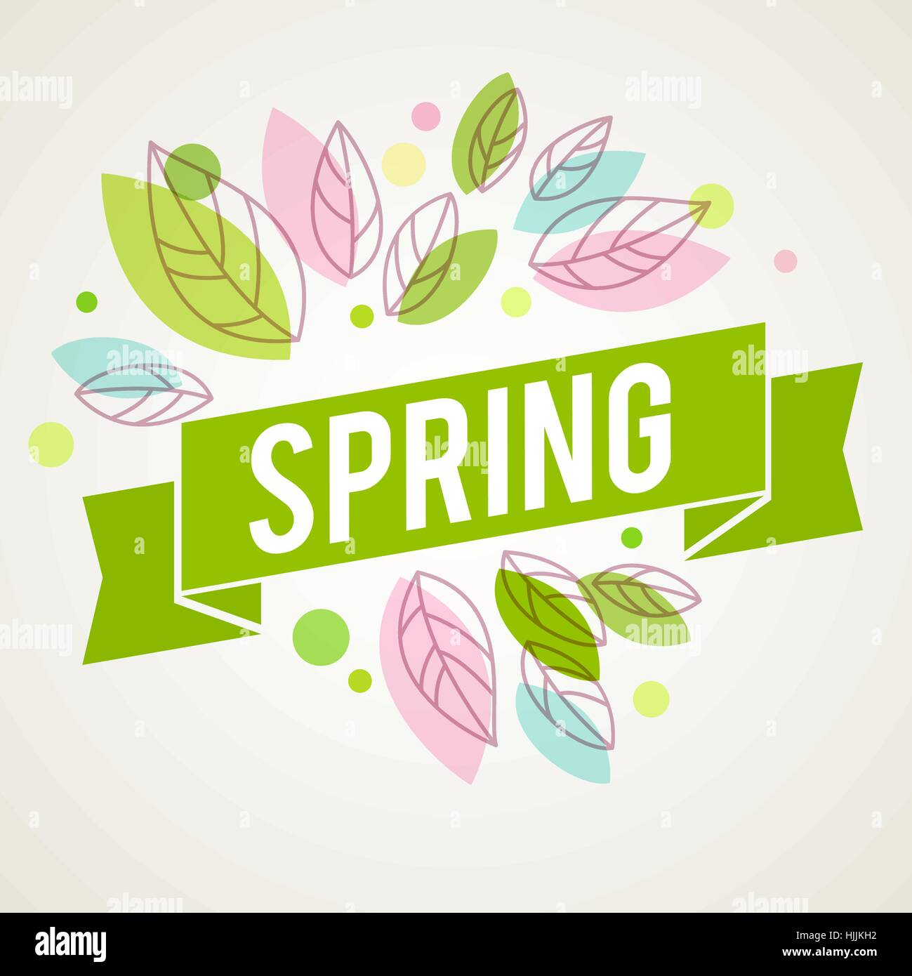 Fresh vector design for banners greeting cards spring sales fresh vector design for banners greeting cards spring sales leaves splash m4hsunfo