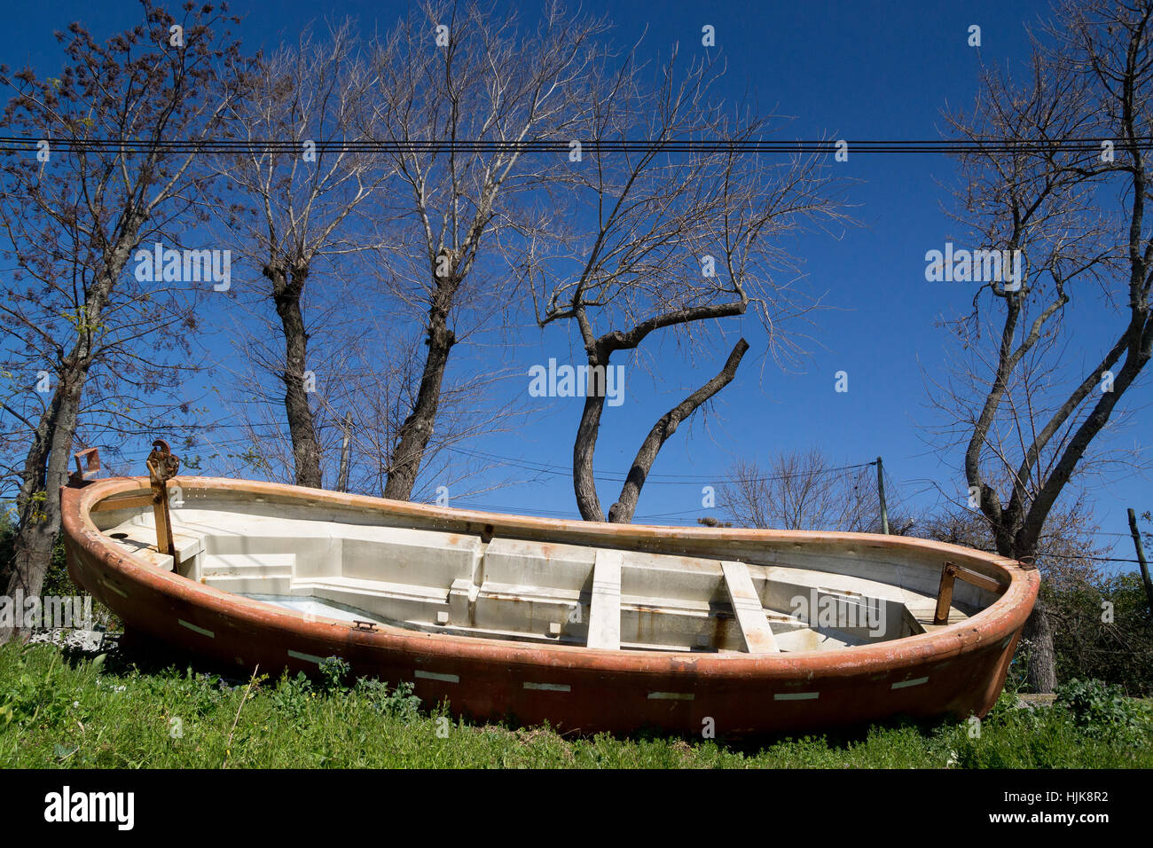 Barco Stock Photo