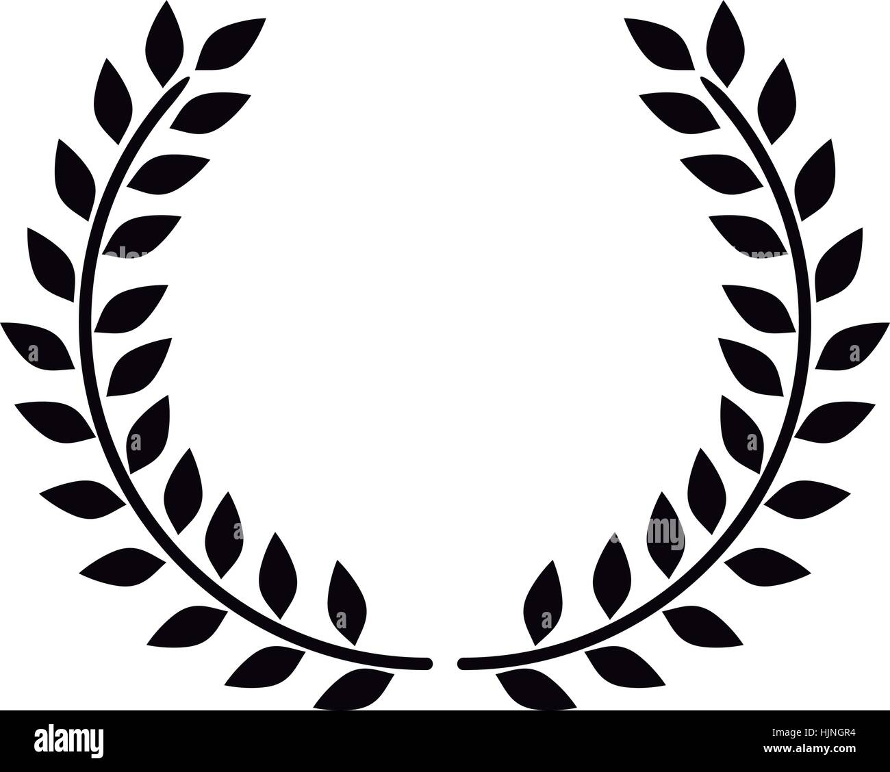 wreath leaves ornament icon vector illustration graphic stock vector image art alamy https www alamy com stock photo wreath leaves ornament icon vector illustration graphic 132010568 html