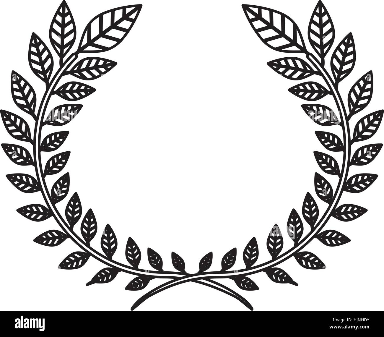 wreath leaves ornament icon vector illustration graphic stock vector image art alamy https www alamy com stock photo wreath leaves ornament icon vector illustration graphic 132011095 html