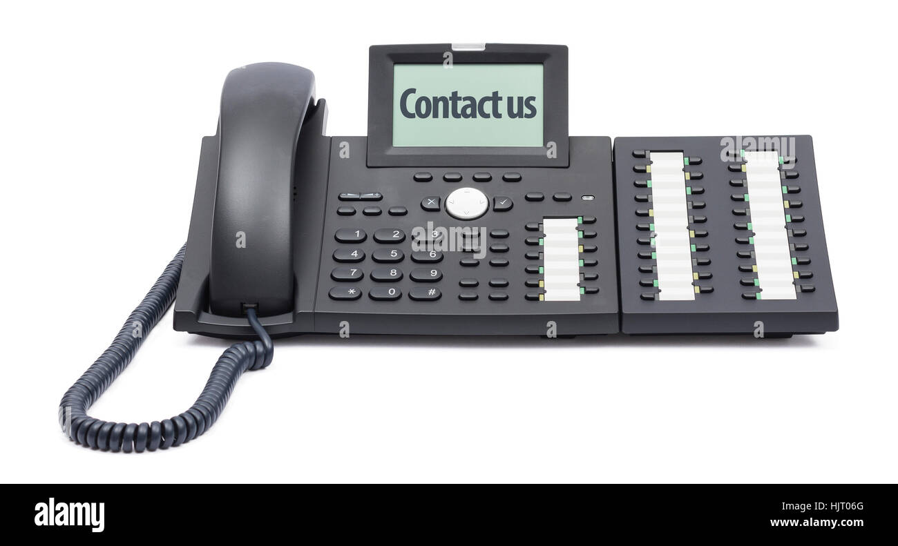 telephone, phone, still life, office, consultation, consultancy, consulting, - Stock Image