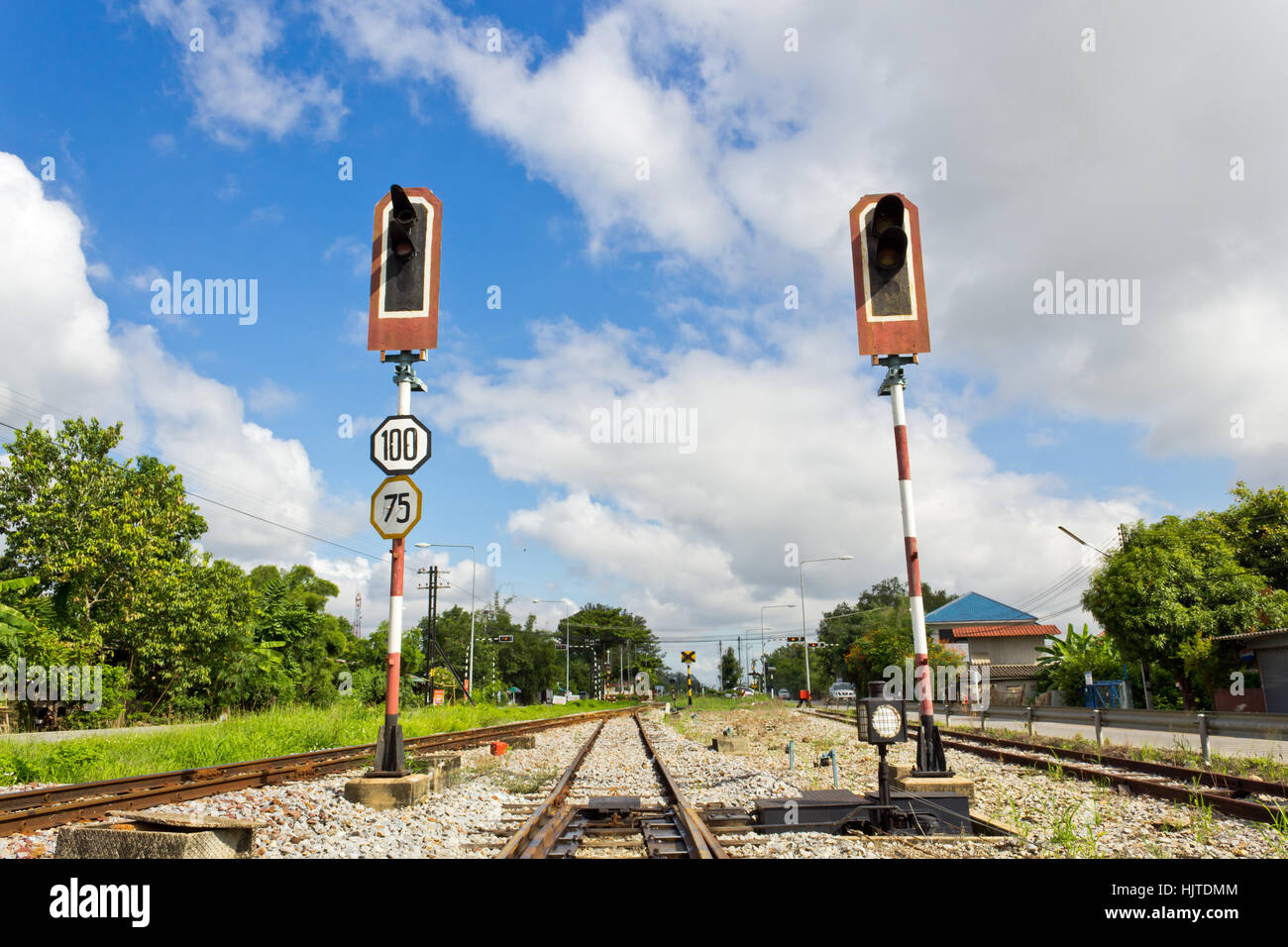 railway, locomotive, train, engine, rolling stock, vehicle, means of travel, Stock Photo