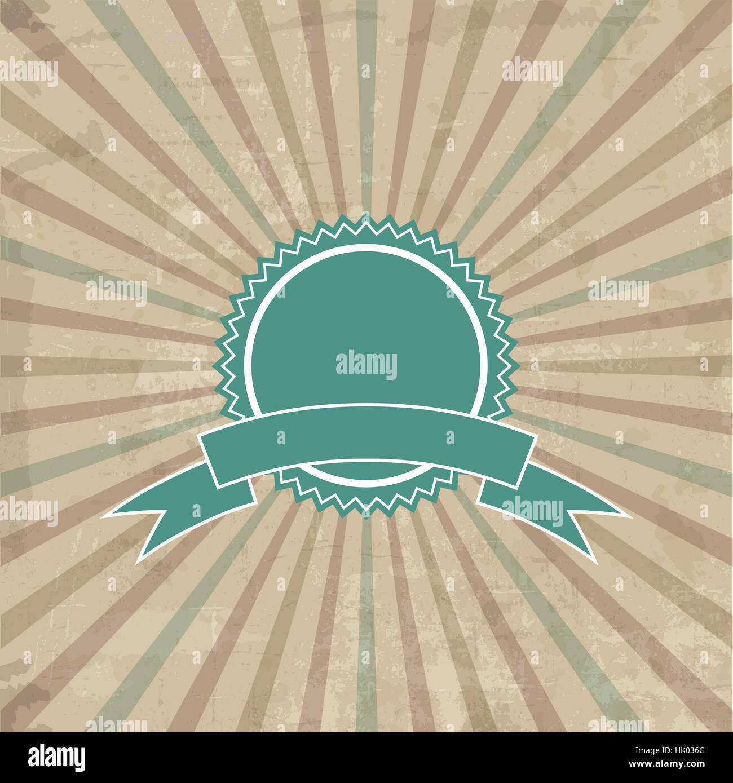vintage, retro, decorative, vector, backdrop, background, star, vintage - Stock Image
