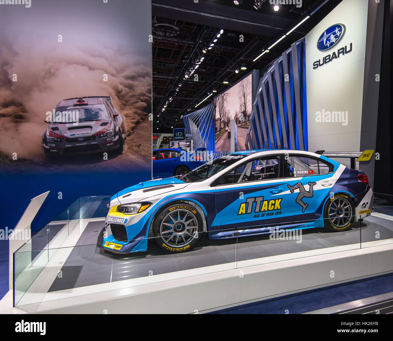 Wrx Sti Stock Photos & Wrx Sti Stock Images