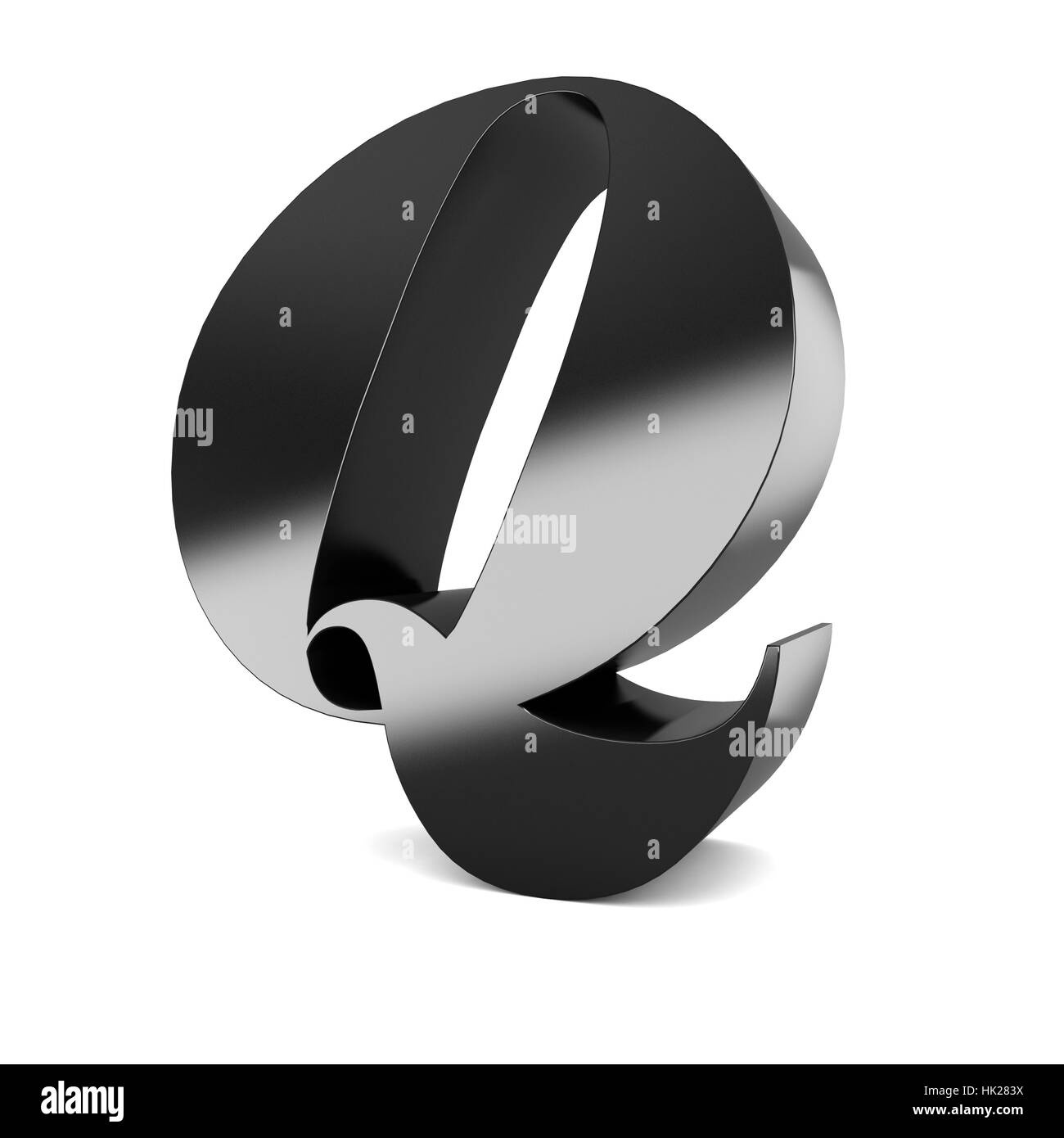 Letter Q Black And White Stock Photos Images Alamy