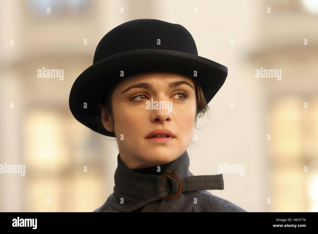 THE BROTHERS BLOOM 2008 Summit Entertainment film with Rachel Weisz - Stock Image