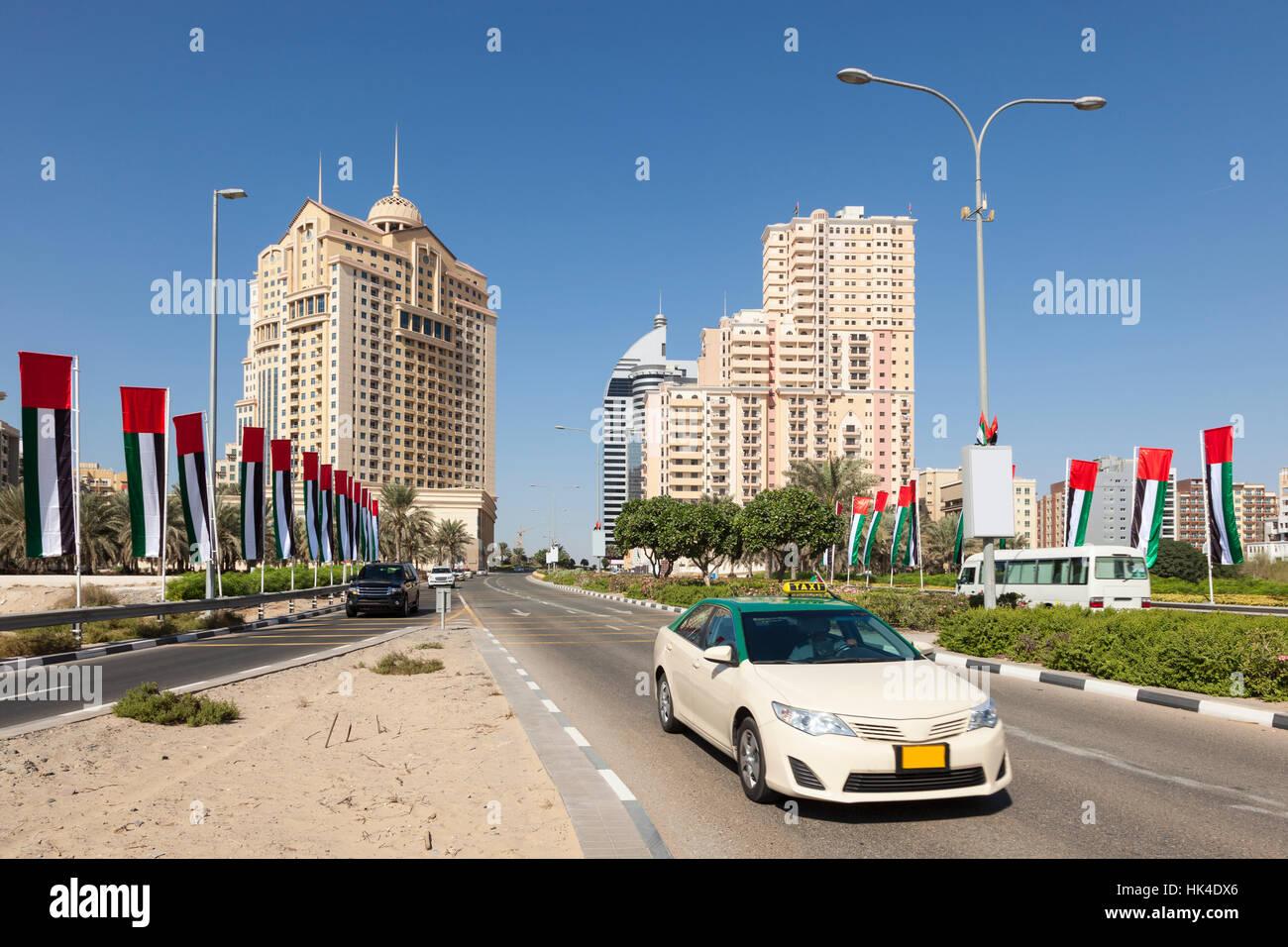 Dubai Academic City, United Arab Emirates - Stock Image