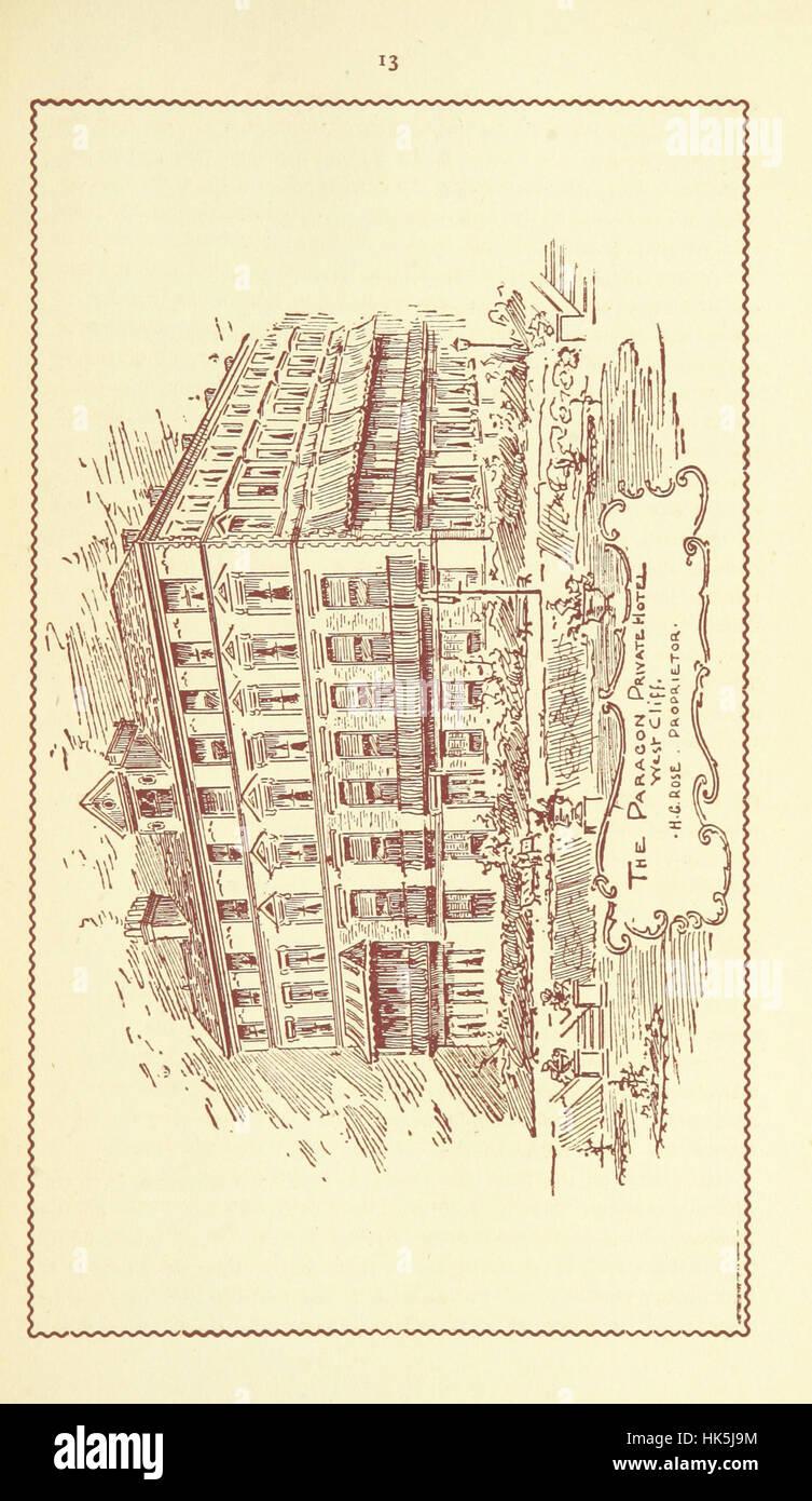 Image taken from page 21 of 'Royal Ramsgate' Image taken from page 21 of 'Roy Stock Photo