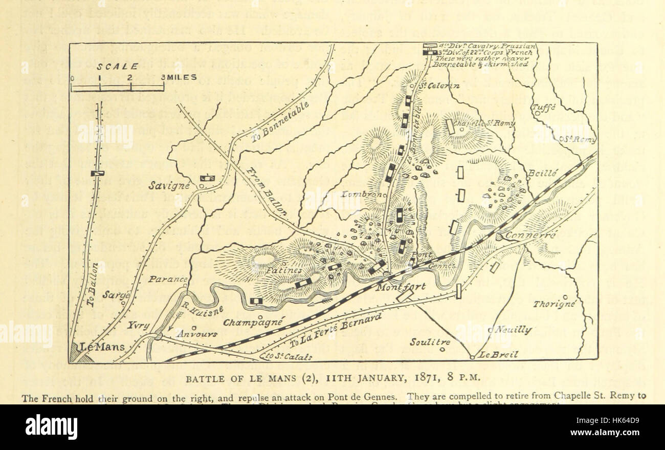 Map Of France 1871 Stock Photos Map Of France 1871 Stock Images