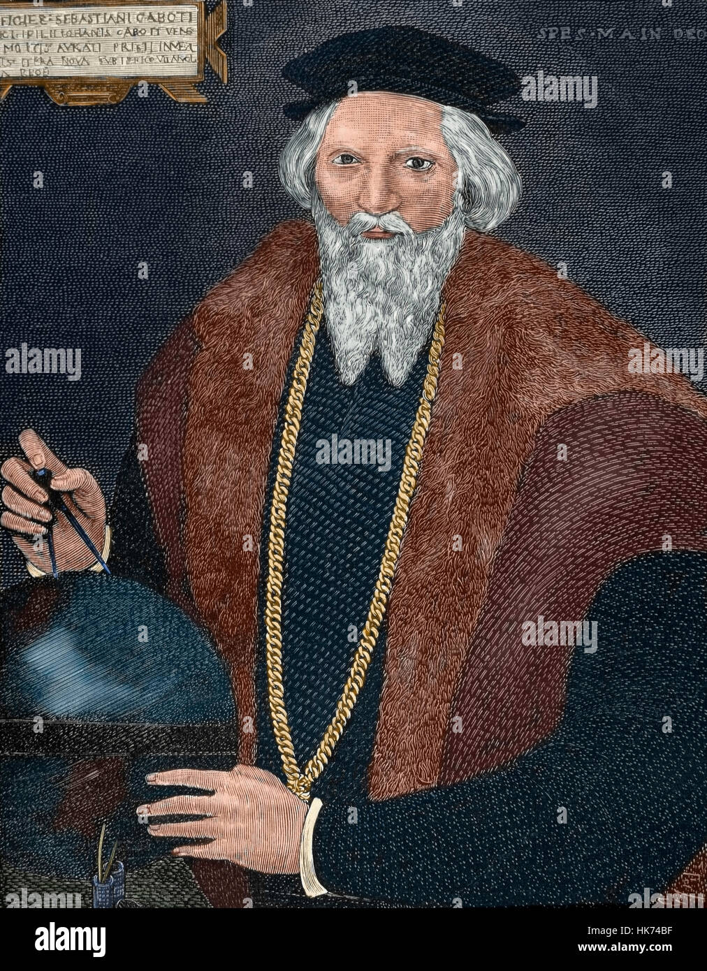 john cabot coloring pages - photo#34
