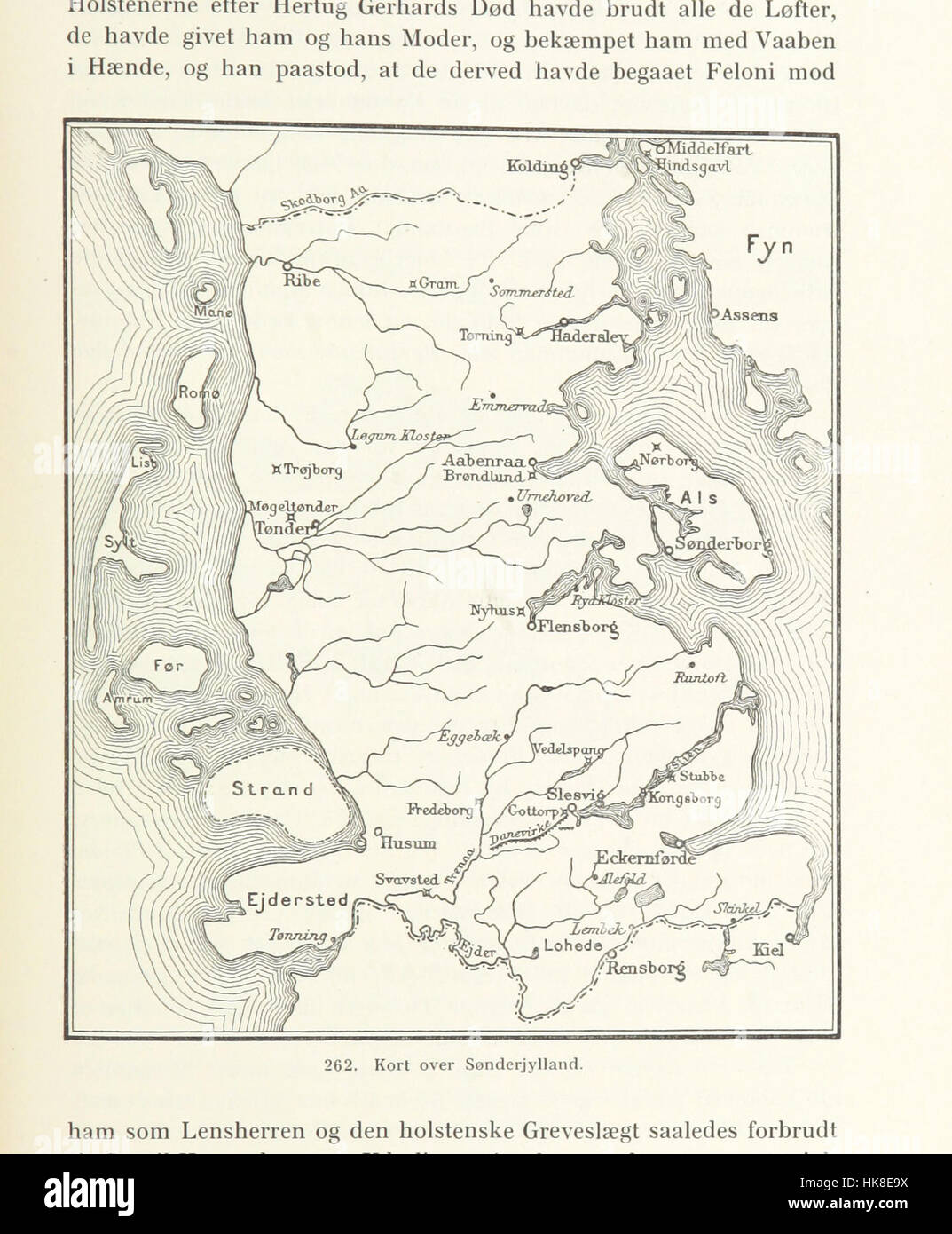 Image Taken From Page 463 Of Danmarks Riges Historie Af J Stock