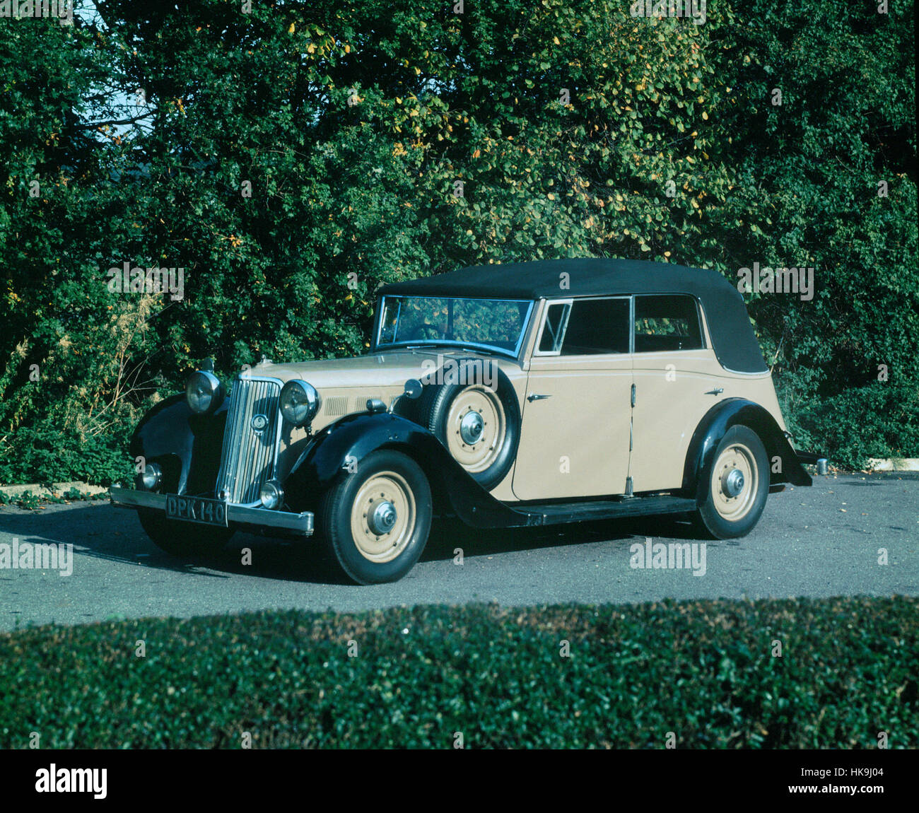 1949 Armstrong Siddeley Hurricane - Stock Image