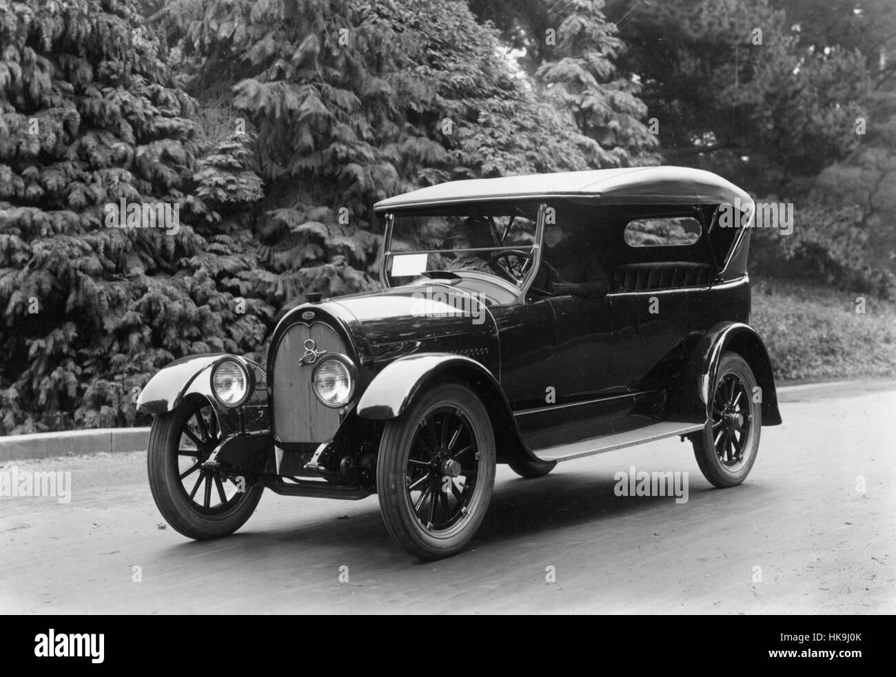 1919 Apperson V8 - Stock Image