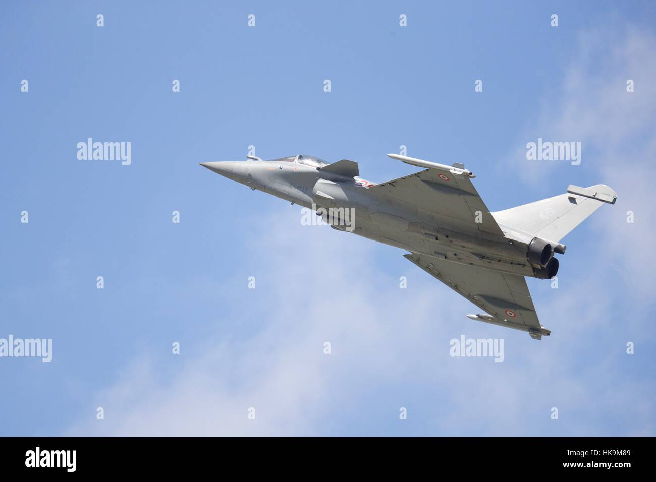 French Air Force Dassault Rafale - Stock Image