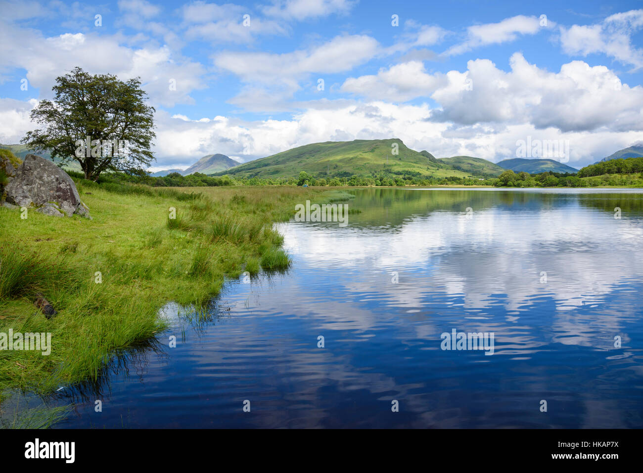 Loch Awe, Argyll & Bute, Scotland - Stock Image