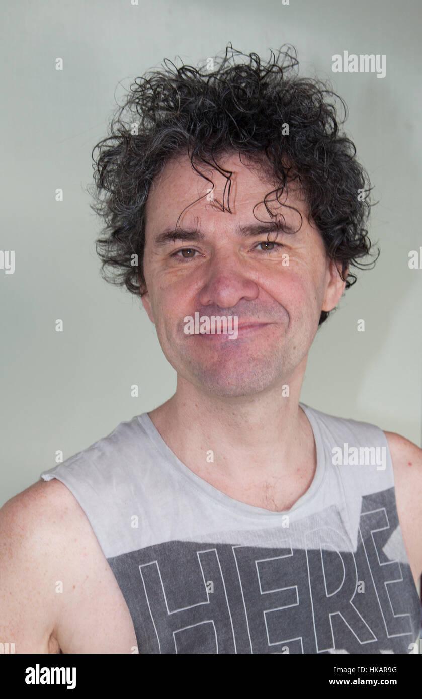 Mark Cousins Director - Stock Image