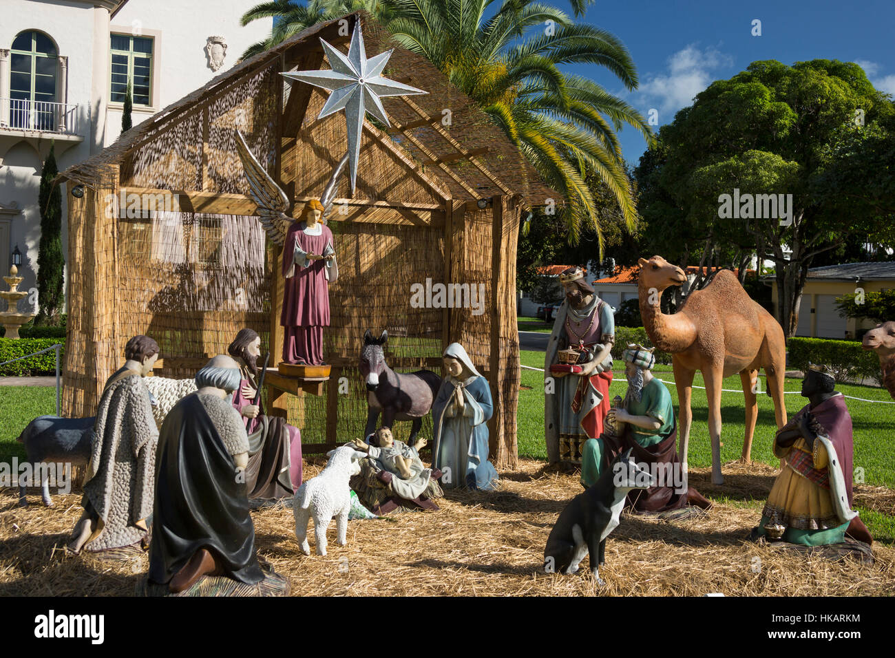 Jesus Outdoor Christmas Decorations