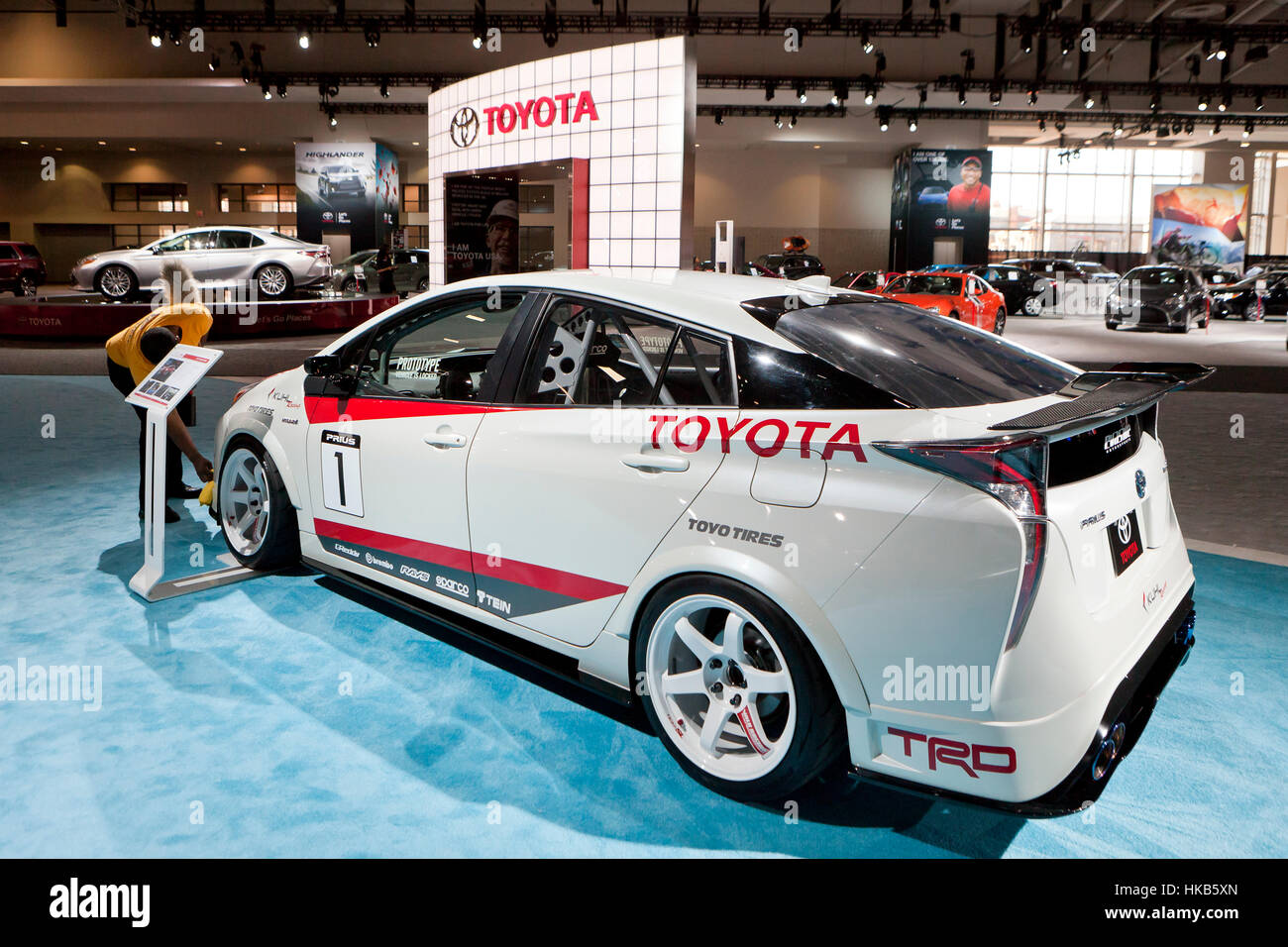 Toyota Racing Car Stock Photos Amp Toyota Racing Car Stock