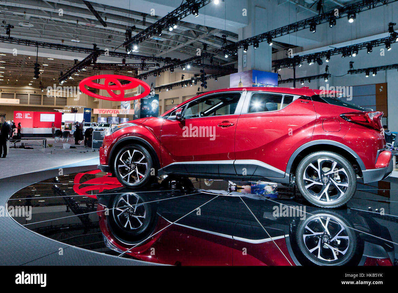 Toyota Chr Stock Photos Amp Toyota Chr Stock Images Alamy