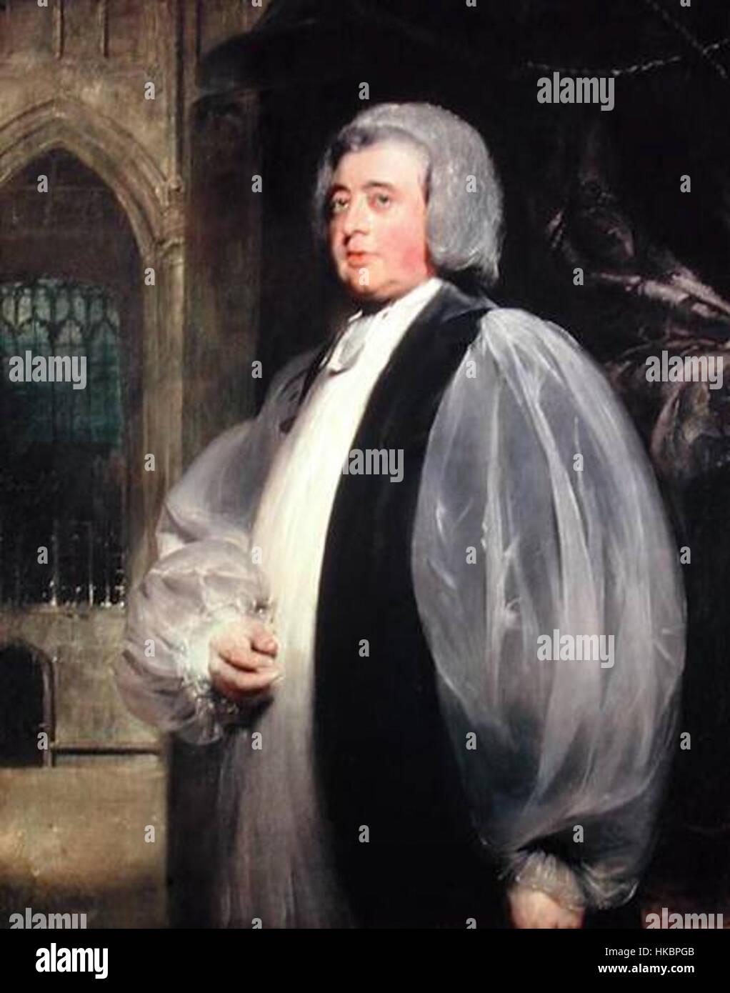 ArchbishopMoore - Stock Image