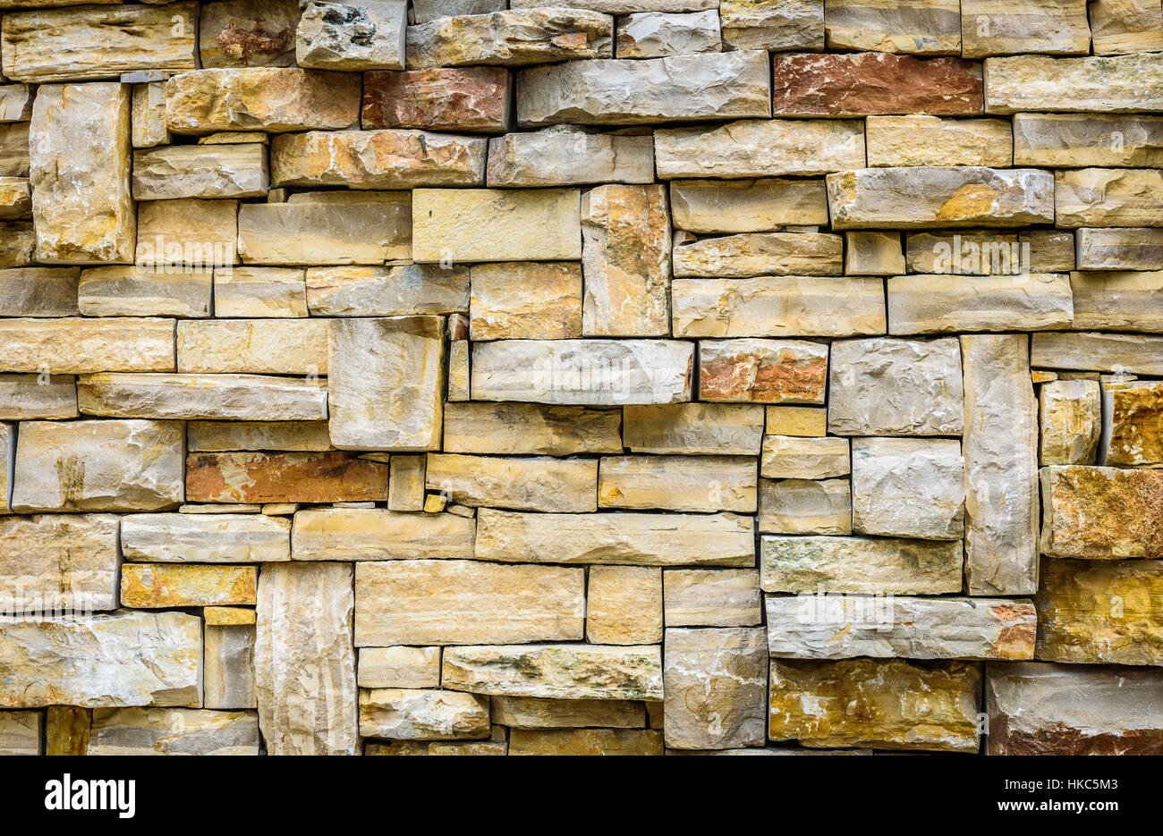 Fancy Wall Stones : Modern pattern natural stone brick decorative wall texture