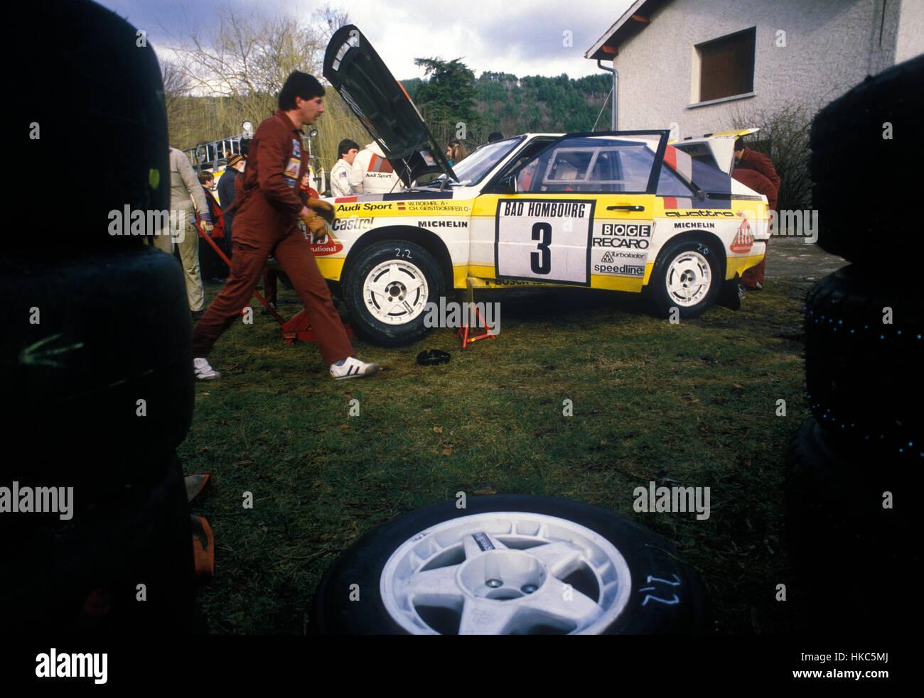 Audi Rally Stock Photos Audi Rally Stock Images Alamy - Walter audi