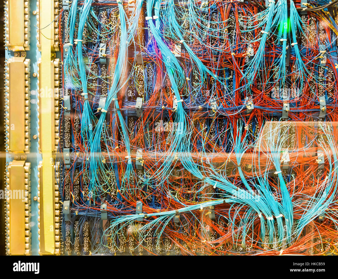 Fantastic Telephone Board Wiring Stock Photos Telephone Board Wiring Stock Wiring Database Gramgelartorg