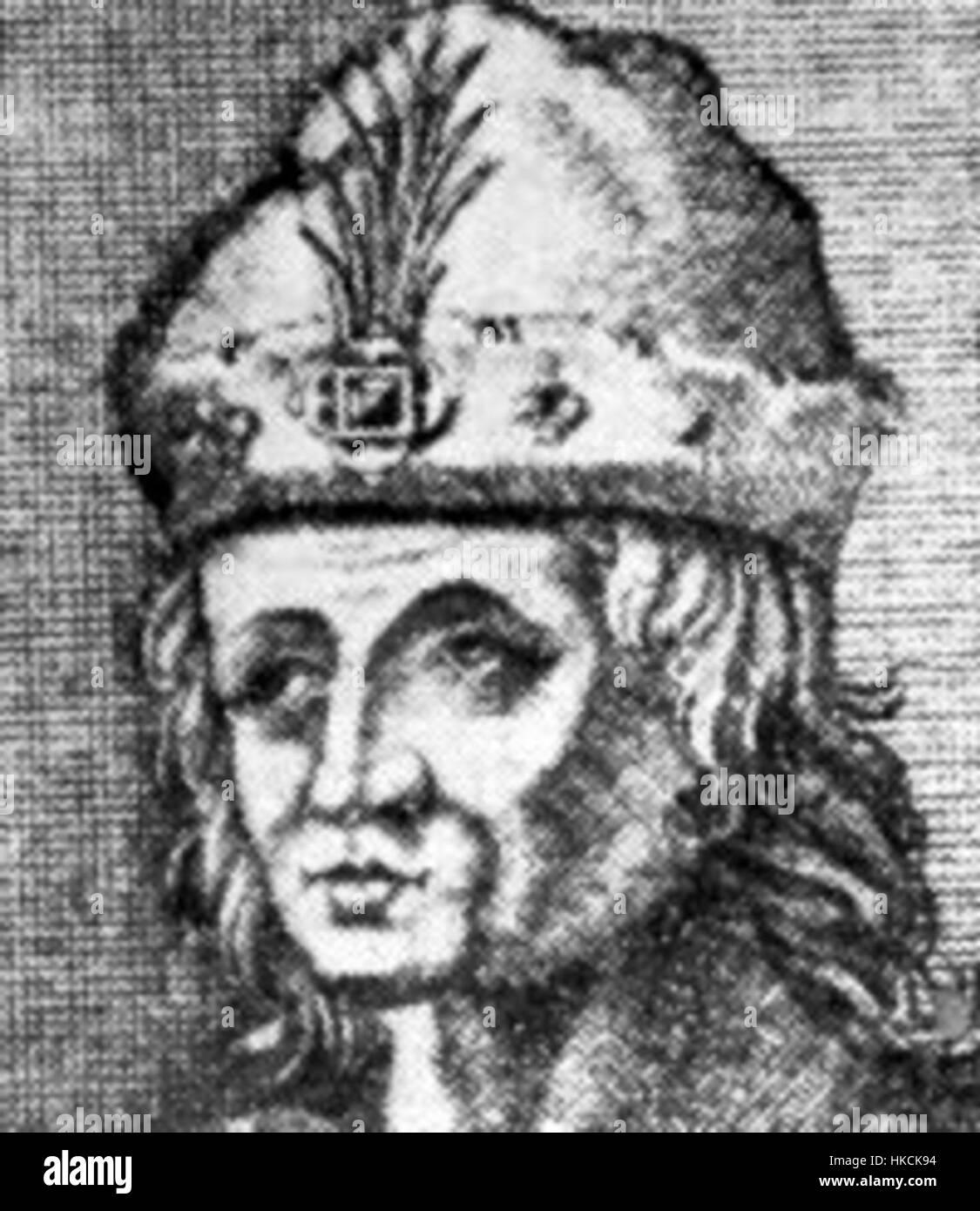 Robert II, King of Scotland Stock Photo - Alamy