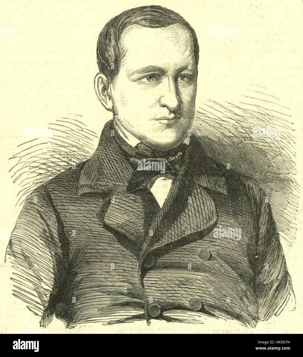 Manteuffel, Otto Theodor von (1805 1882)5 Stock Photo