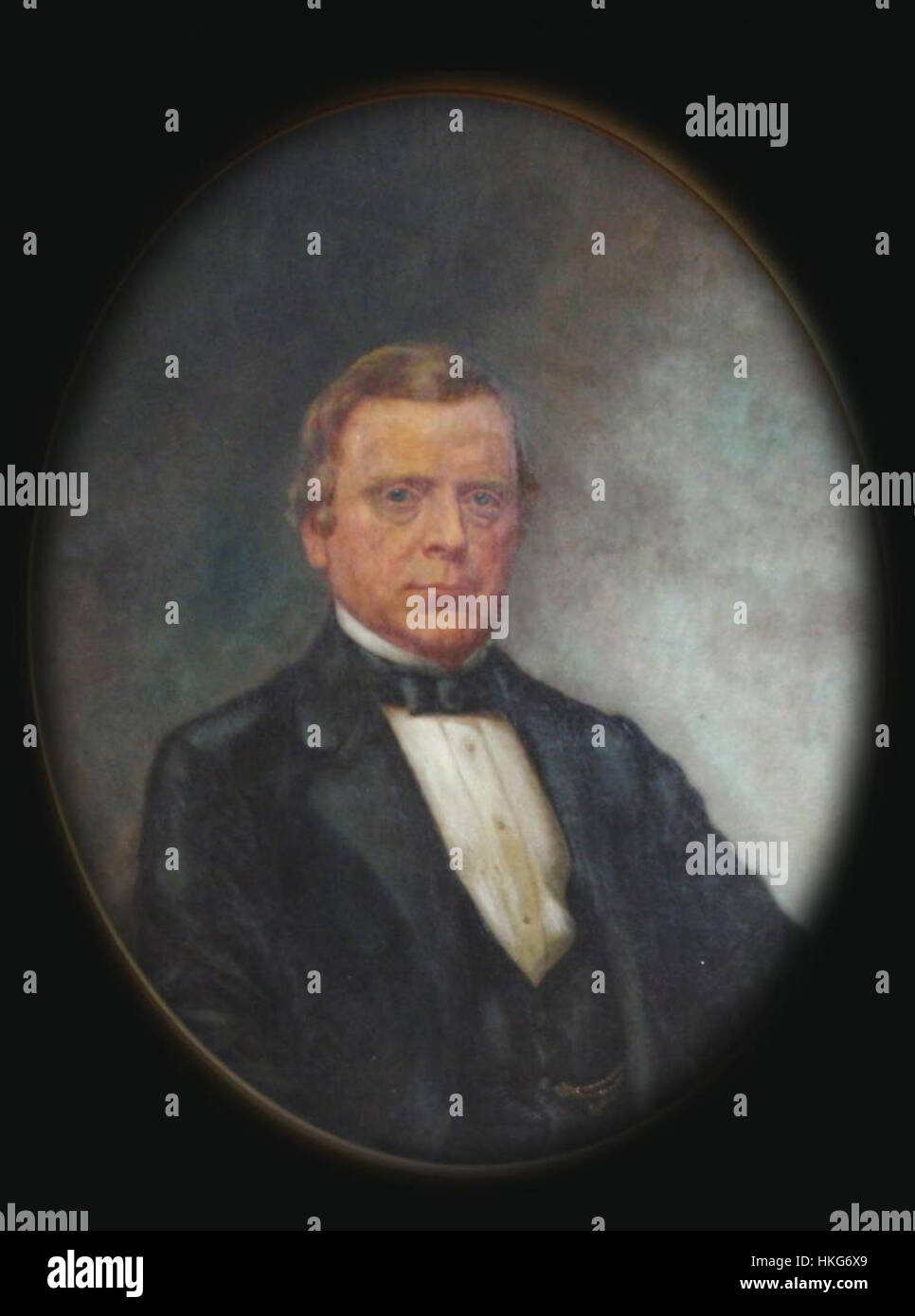 Thomas Murphy (Collector of the Port of New York) - Stock Image