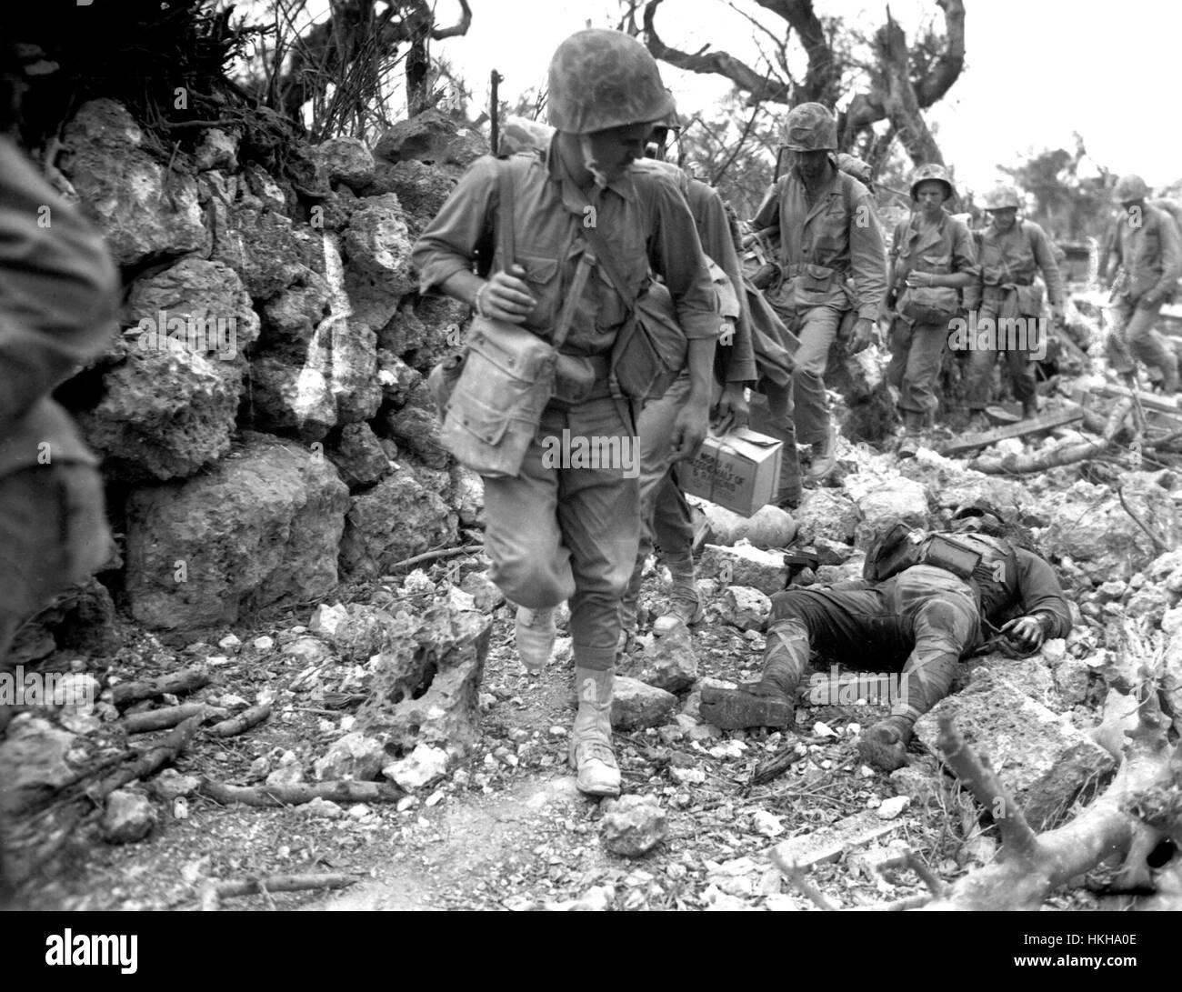 Okinawa Schlacht
