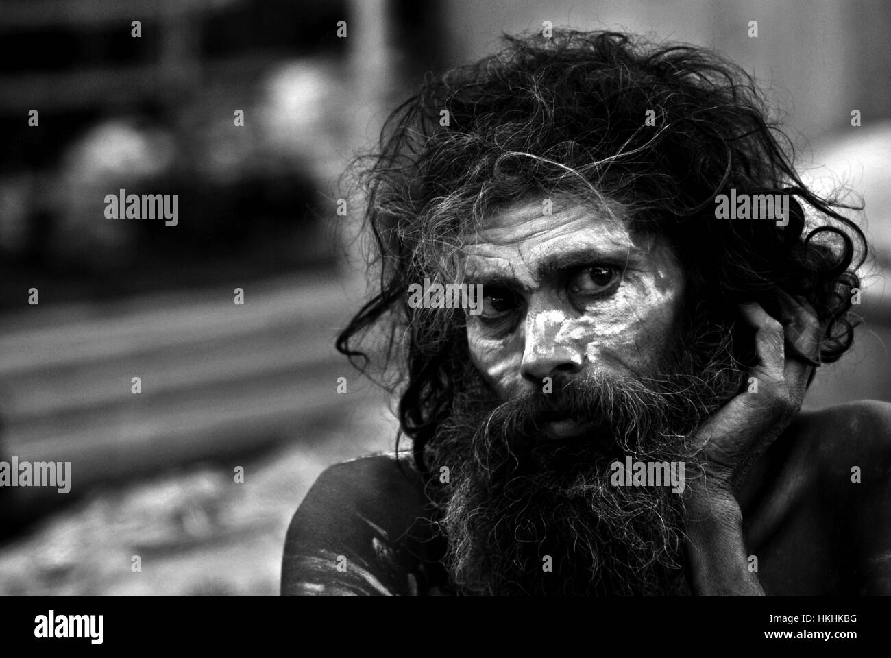 Aghori Sadhu Stock Photos Images