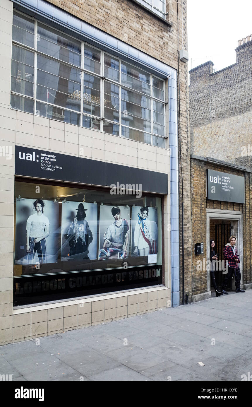 London College Of Fashion Address Curtain Road