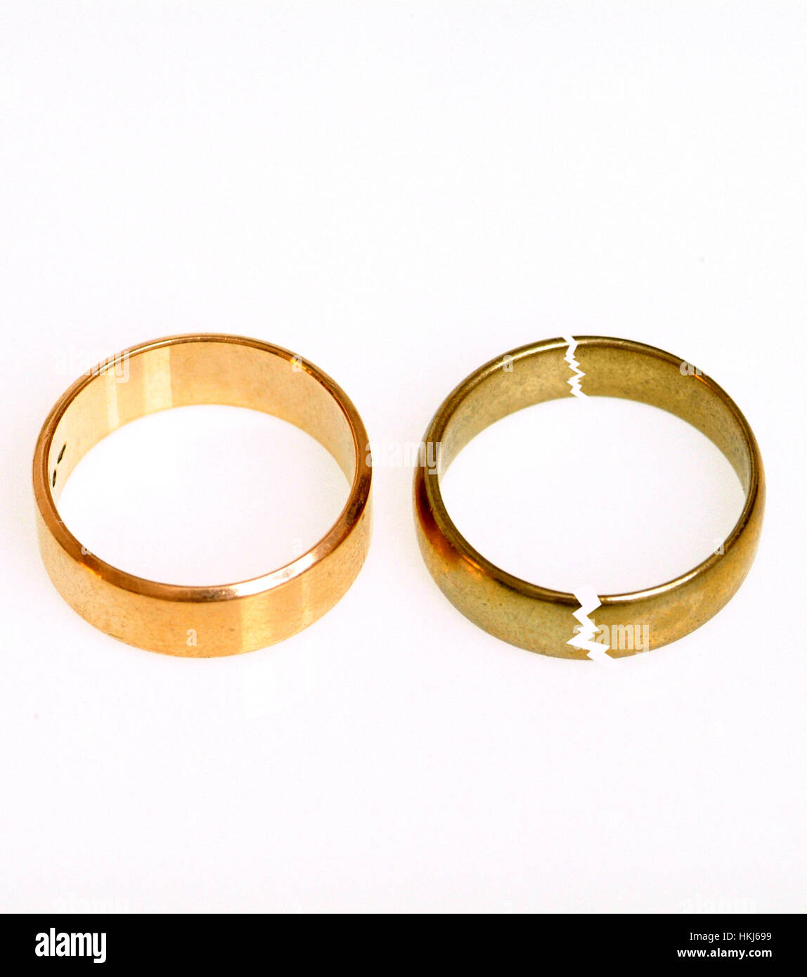 depositphotos rings photo wedding stock gold broken