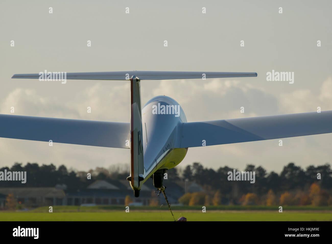 Take off - Stock Image