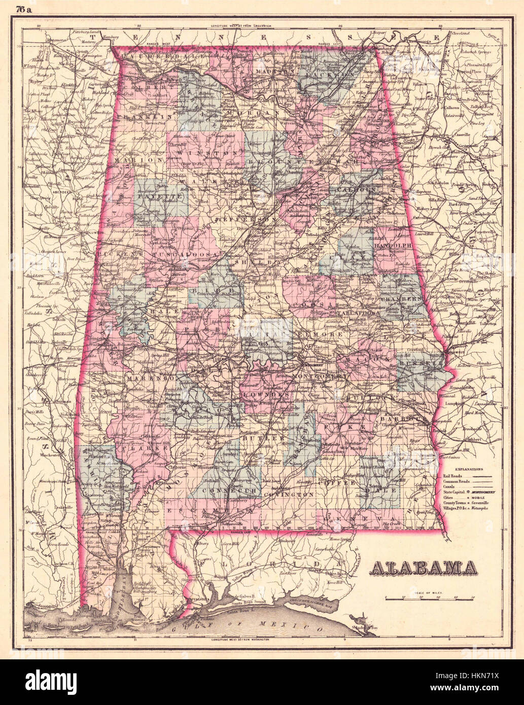 Old Map Of Alabama Stock Photos & Old Map Of Alabama Stock ... Old Maps Of In Alabama on highway map of alabama, books of alabama, old county road map alabama, cities and towns in alabama, map of mount vernon alabama, map of places to visit in alabama, old railroad maps alabama, map of mississippi and alabama, old maps vermont, mountain ranges map of alabama, old houses in mobile alabama, old maps nebraska, old maps maryland, old california maps, old maps minnesota, physical map of alabama, old federal road jasper alabama, fort stoddert alabama, large map of alabama, the map of alabama,