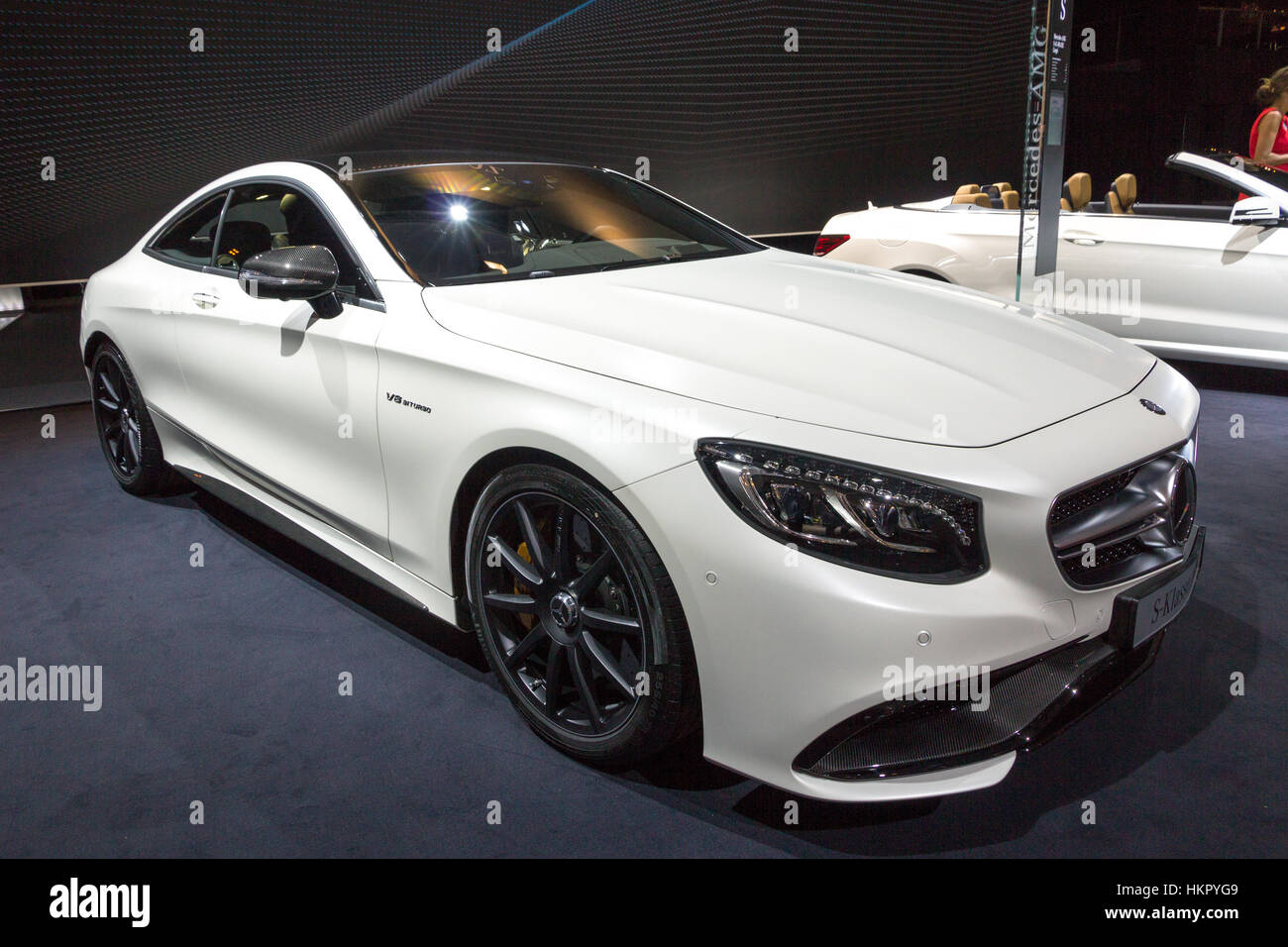 https://c8.alamy.com/comp/HKPYG9/amsterdam-april-16-2015-mercedes-benz-s-class-coupe-2014-at-the-autorai-HKPYG9.jpg