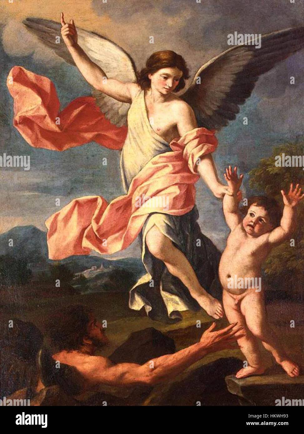 Giacinto Gimignani - An Angel ...