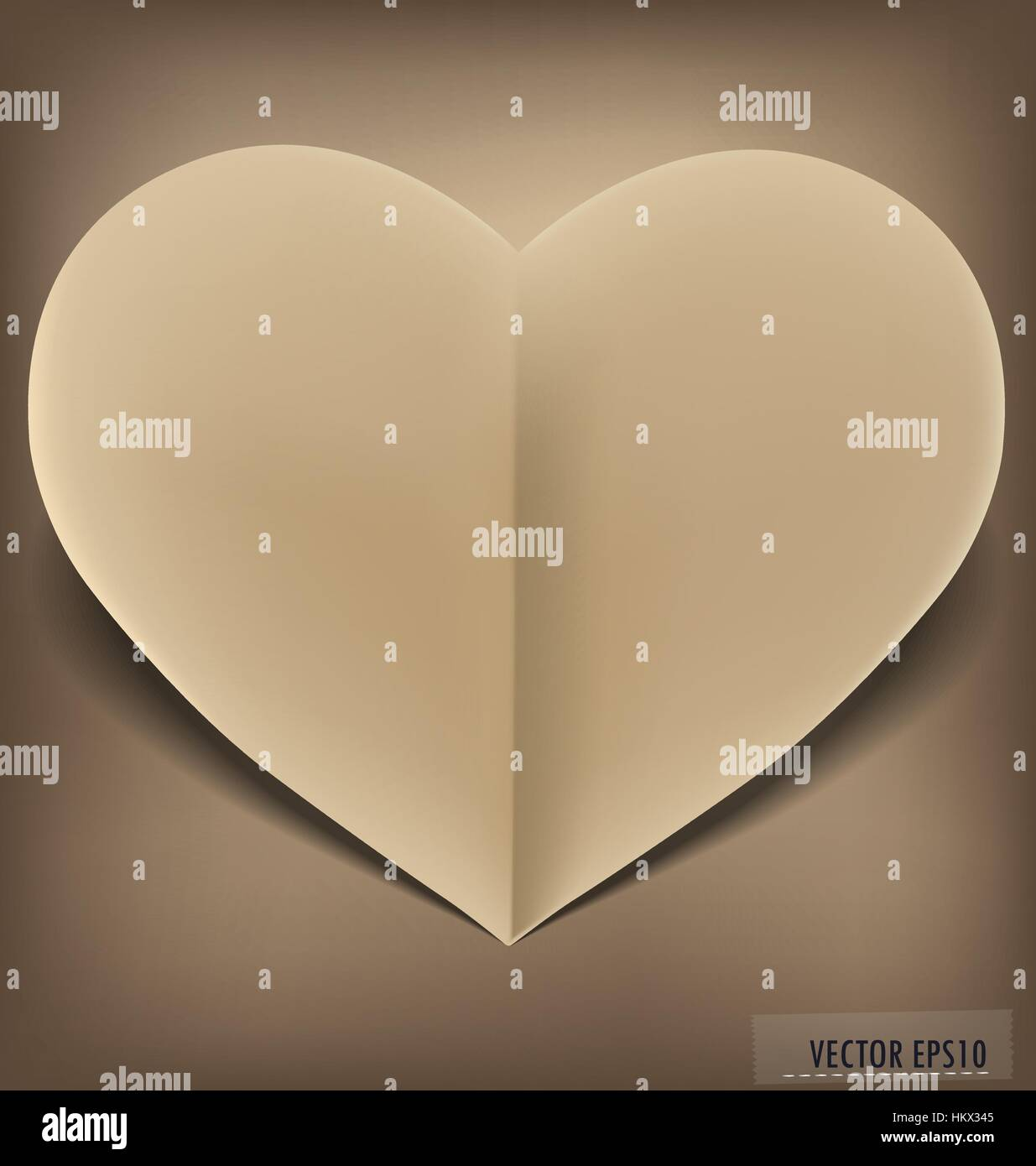 Heart Shape Symbol Stock Vector Images Alamy