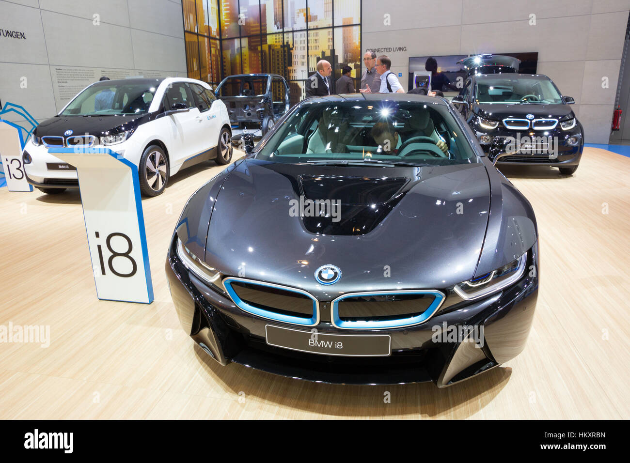Bmw I8 Sports Car Stock Photos Amp Bmw I8 Sports Car Stock