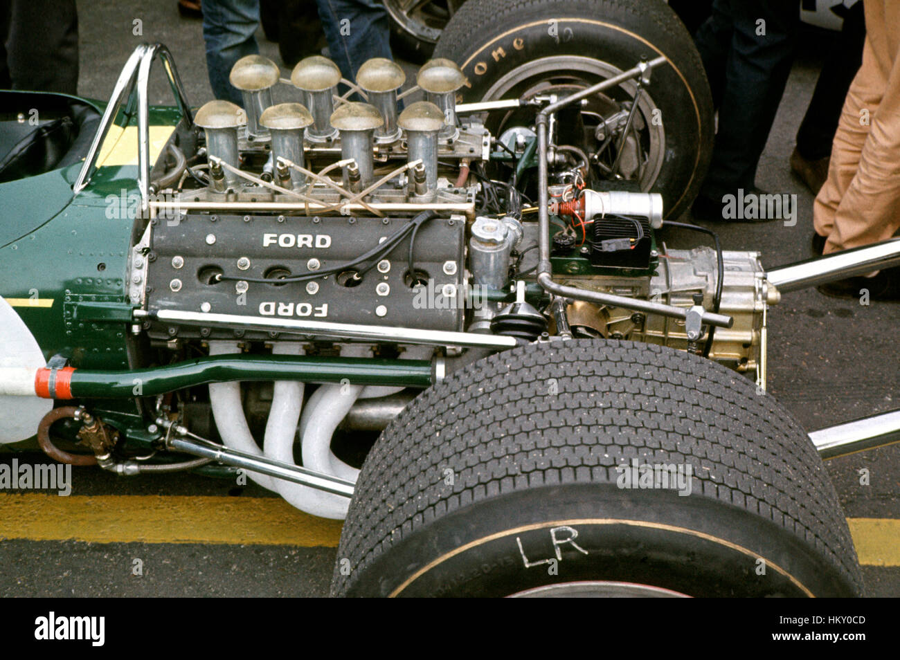 Cosworth Engine Stock Photos & Cosworth Engine Stock Images