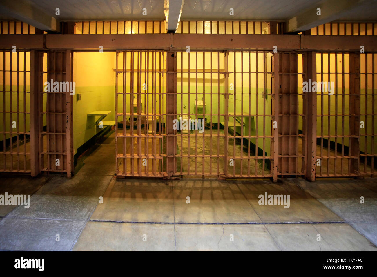 Jail Inside View Stock Photos & Jail Inside View Stock Images - Alamy