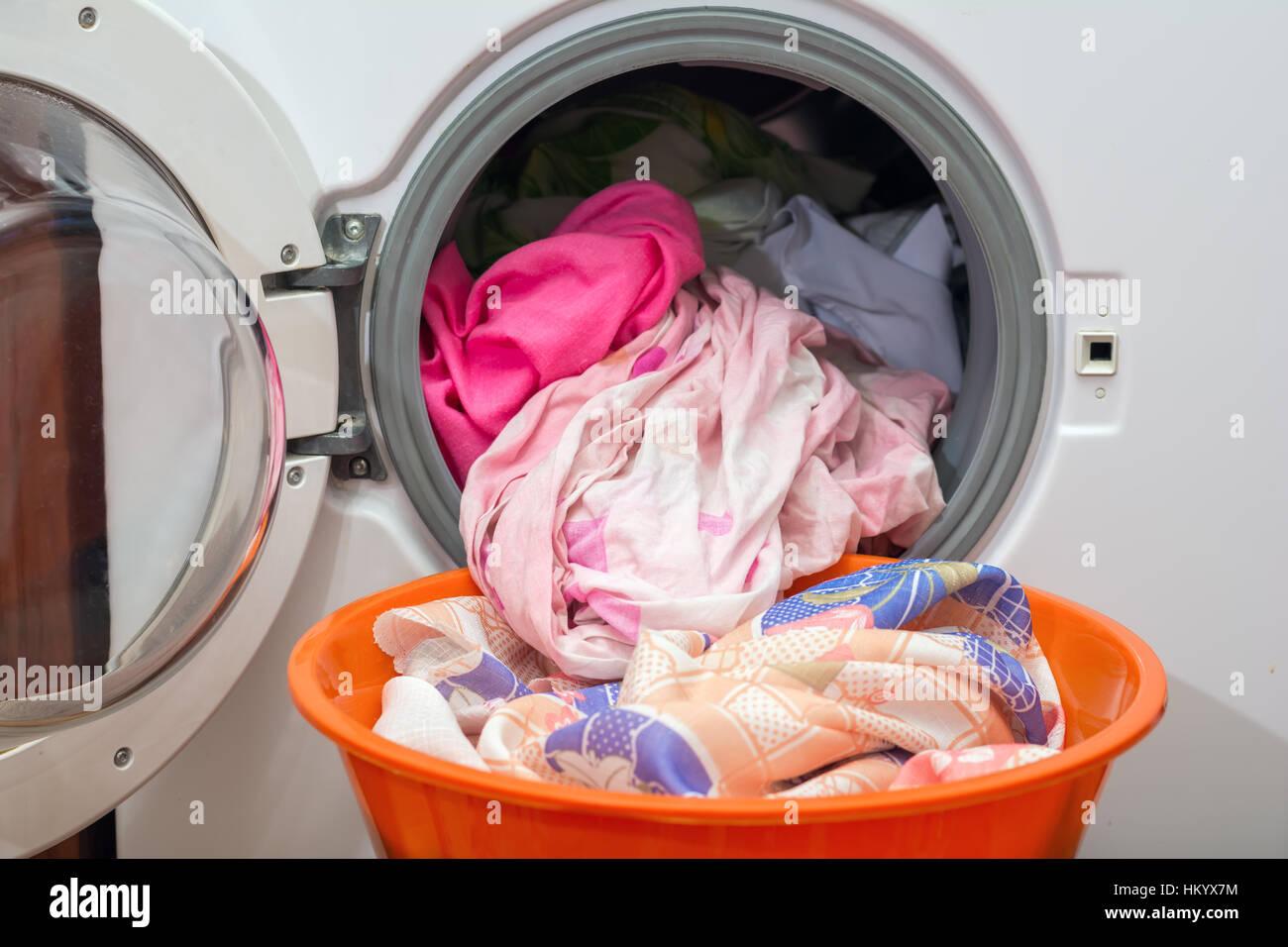 Laundry - Stock Image