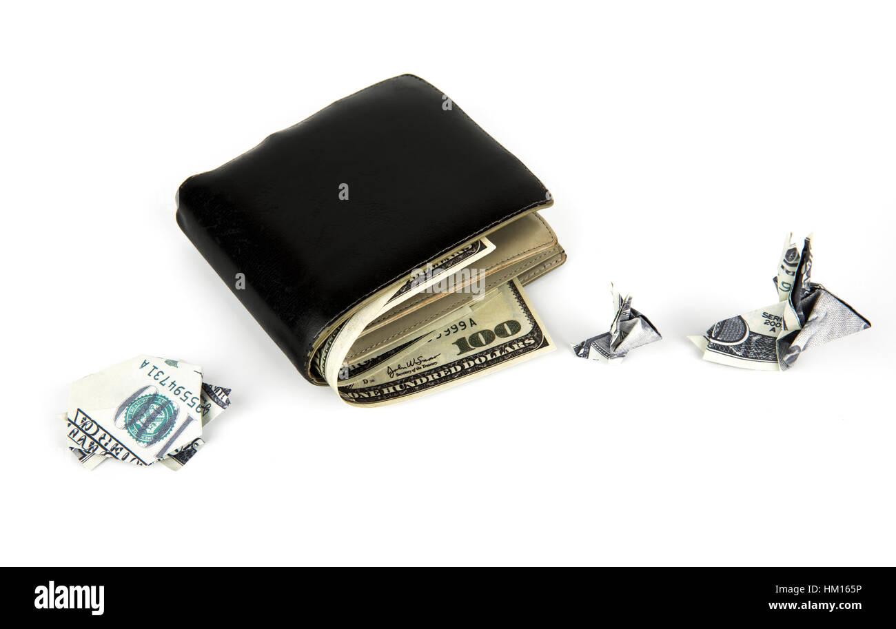 Money money money… moooney! | Wendy's Origami | 913x1300