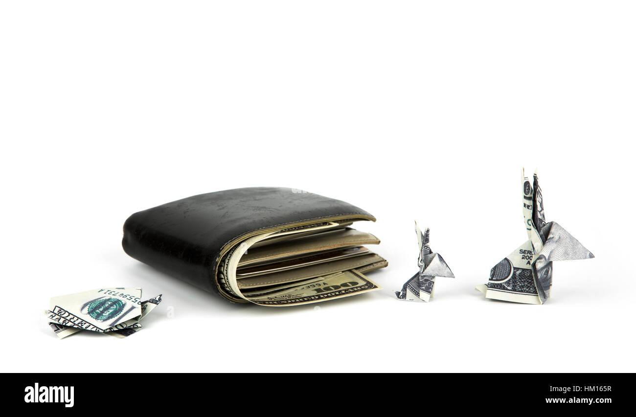 Origami Rabbit | 853x1300