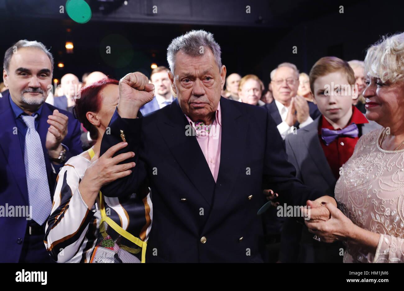 Lyudmila Porgina told about the serious illness of Karachentsov 19.04.2017 51