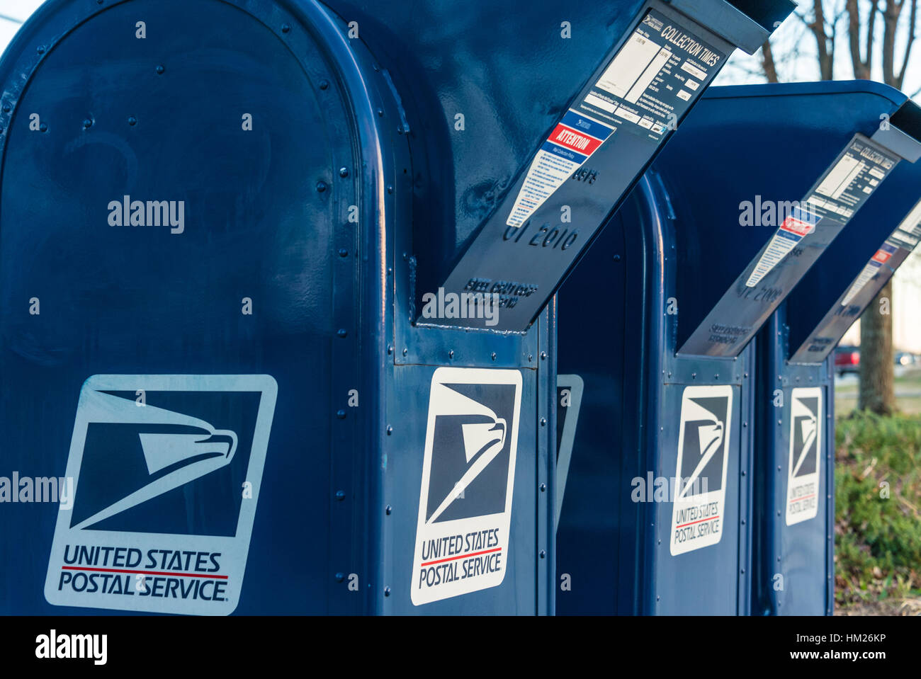 United States Postal Service High Resolution Stock Photography And