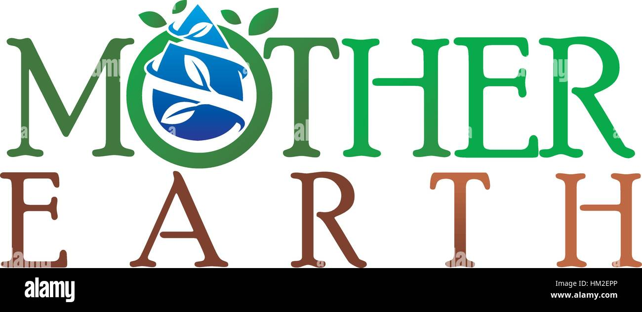 Symbol Of Mother Earth Stock Photos Symbol Of Mother Earth Stock