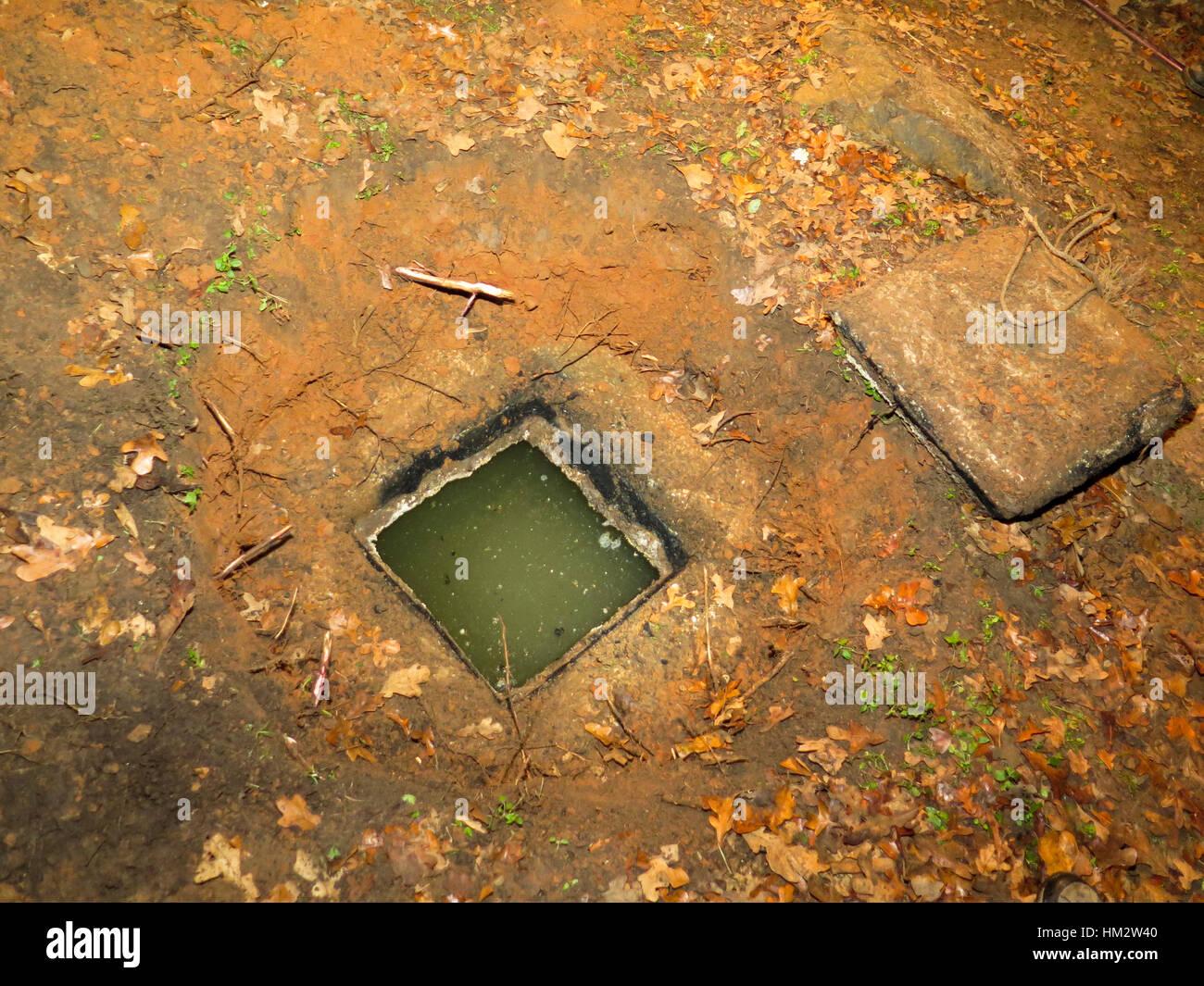 Septic Tank Stock Photos & Septic Tank Stock Images - Alamy